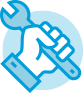 icon wrench - Pour qui